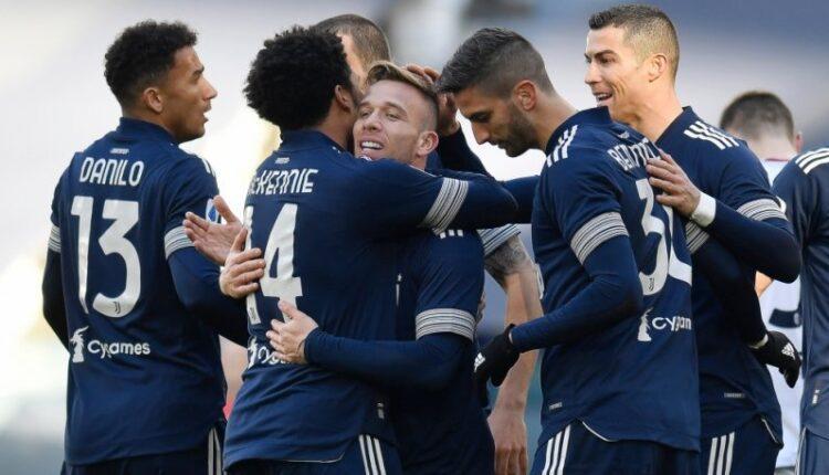 Γιουβέντους - Μπολόνια 2-0: Νίκησε και πλησίασε κορυφή με ματς λιγότερο (VIDEO)