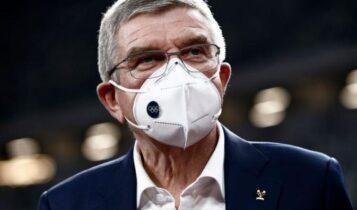 Πρόεδρος ΔΟΕ: «Θα γίνουν κανονικά οι Ολυμπιακοί Αγώνες»