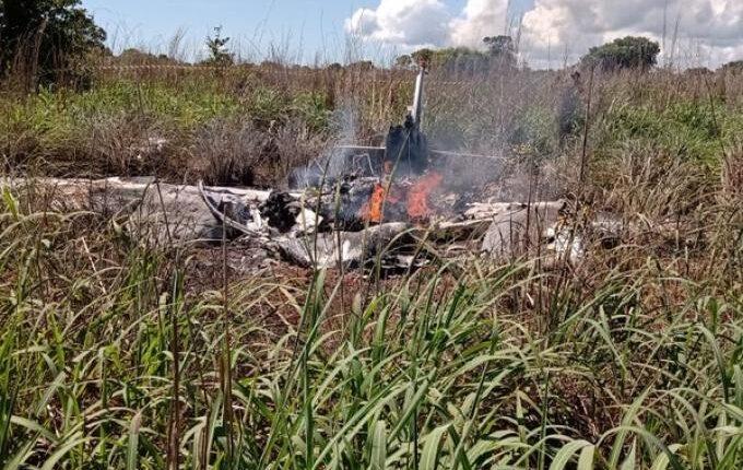 ΣΟΚ-Αεροπορική τραγωδία στην Βραζιλία: Νεκροί ο πρόεδρος και τέσσερις παίκτες ομάδας!