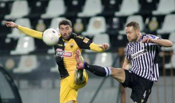 AEK: Χωρίς νίκη στα τελευταία οκτώ ντέρμπι (VIDEO)