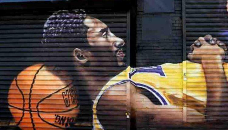 Κόμπι Μπράιαντ: Περισσότερα από 400 γκράφιτι παγκοσμίως στη μνήμη του (VIDEO)