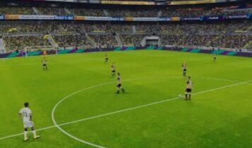 ΑΕΚ: Δοκιμαστικά για το FIFA 11vs11!