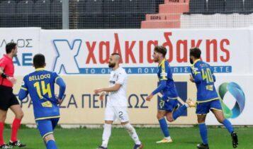 Πέρασε από την Κρήτη ο Αστέρας Τρίπολης, 0-1 τον ΟΦΗ (VIDEO)