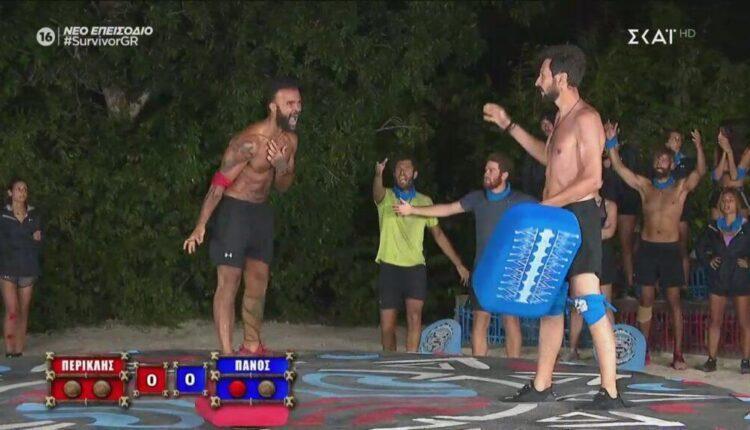 Survivor: Ενταση με Περικλή-Καλίδη -Πήγαν να πιαστούν στα χέρια (VIDEO)