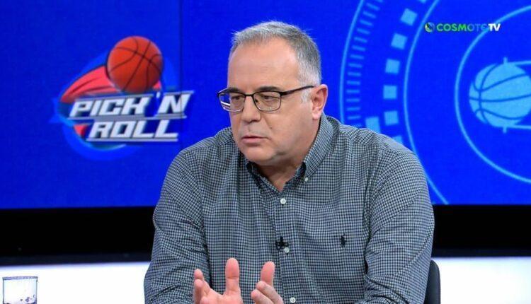 Σκουρτόπουλος: «Προπονητής στο Προολυμπιακό ο Πιτίνο» (VIDEO)