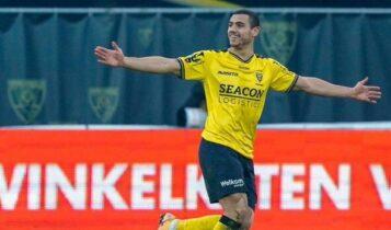 Γιακουμάκης: Τρία γκολ στο ημίχρονο απόψε! (VIDEO)