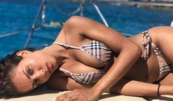 Χακίμι: Ερωτευμένος με την κατά 12 χρόνια μεγαλύτερή του ηθοποιό Χίμπα Αμπούκ! (ΦΩΤΟ)