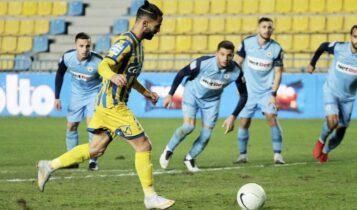 Ο Μπαρμπόσα έσωσε τον Παναιτωλικό, 1-1 με τον Ατρόμητο (VIDEO)