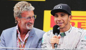 Χάμιλτον: «Υπογράφει στη Mercedes», λέει ο Εντι Τζόρνταν