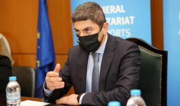 Αυγενάκης: «Απαραίτητο οι εκλογές στην ιστιοπλοΐα από προσωρινή διοίκηση»