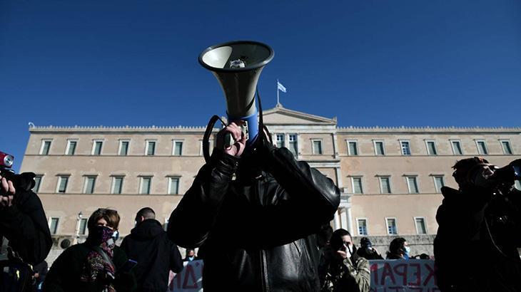 Αυτό είναι το SMS για τις διαδηλώσεις (VIDEO)