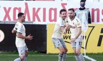 Η ΑΕΚ αντέδρασε και κέρδισε (0-2) ΟΦΗ και Ζαχαριάδη!