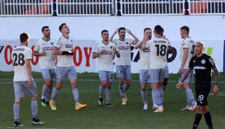 ΟΦΗ-ΑΕΚ: Η κριτική των 16 ποδοσφαιριστών της Ενωσης