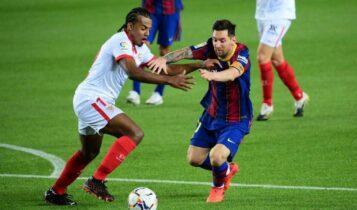 Copa del Rey: Μπαρτσελόνα-Σεβίλλη στα ημιτελικά