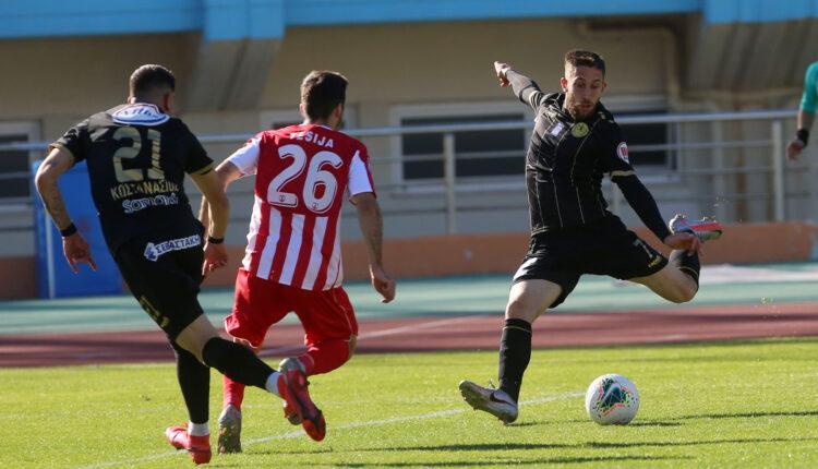 Super League 2: Μεγάλη νίκη του Εργοτέλη -Ορθιος στη Λιβαδειά ο Διαγόρας (VIDEO)