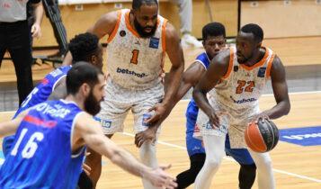Basket League: Νίκη στο... ρελαντί για τον Προμηθέα κόντρα στη Λάρισα (VIDEO)