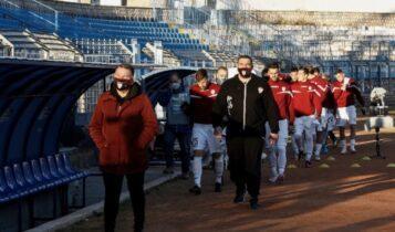 «Ο αγώνας δεν έγινε με υπαιτιότητα της ΑΕΛ», λέει το Φύλλο αγώνα