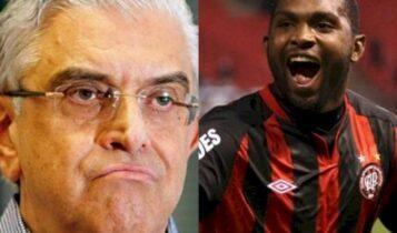 Απάνθρωπα σχόλια του προέδρου της Παραναένσε για παίκτη της ομάδας που αυτοκτόνησε