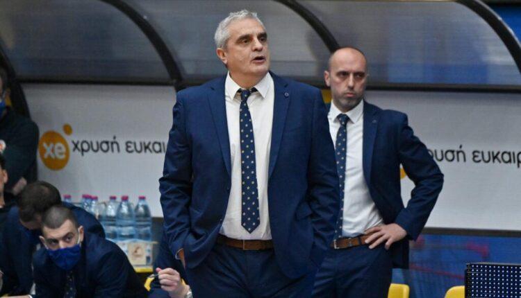 Περιστέρι: Τέλος ο Πεδουλάκης μετά την ήττα από την ΑΕΚ