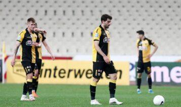 Ανίατη κατάσταση, η ΑΕΚ έχασε με κάτω τα χέρια και από τον Αρη (0-2)!