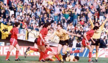 Ετσι «έκλεψαν» από την ΑΕΚ το πρωτάθλημα του 1988, το απίστευτο στήσιμο στην Πάτρα (VIDEO)