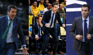 Μπάσκετ: Ελληνας προπονητής, ο πολίτης (κάθε γωνιάς) του κόσμου