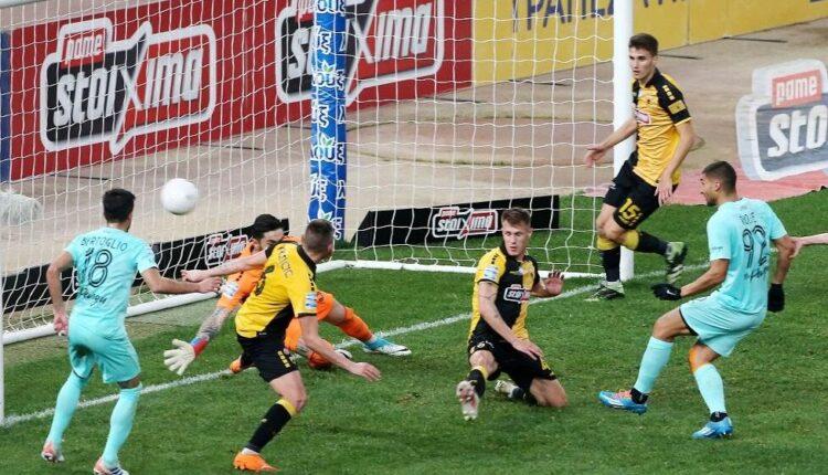 ΑΕΚ: Εχει δεχθεί 2+ γκολ στο 1/3 των αγώνων στη Super League - Χειρότερη άμυνα στην πρώτη 6άδα!