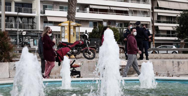Κορωνοϊός: Πάνω από 200% αύξηση του ιικού φορτίου στα λύματα της Αττικής