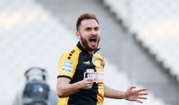 Τάνκοβιτς: «Δεν έχει τελειώσει τίποτα, είχαμε μία νορμάλ εμφάνιση και πήραμε τη νίκη»