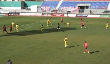 Τρίκαλα - Εργοτέλης 0-0: «Κόλλησαν» και έχασαν την ευκαιρία για κορυφή (VIDEO)