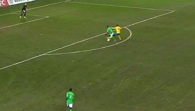 Σεντ Ετιέν: Τρομερή γκέλα του Σισέ και γκολ της Σοσό (VIDEO)