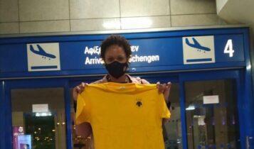 ΑΕΚ: Έφτασε στην Ελλάδα η Ραμντίν (ΦΩΤΟ)