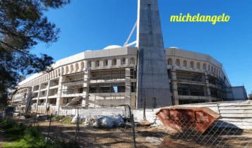 «Αγιά Σοφιά-OPAP ARENA»: Το έτοιμο κομμάτι της υπογειοποίησης και τα έργα στο γήπεδο (VIDEO)