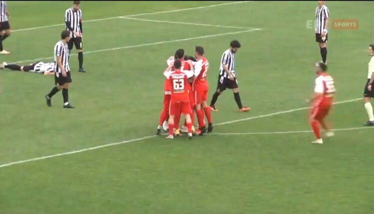 Super League 2: Πήραν τη μάχη με τον ΟΦΙ τα Χανιά (VIDEO)