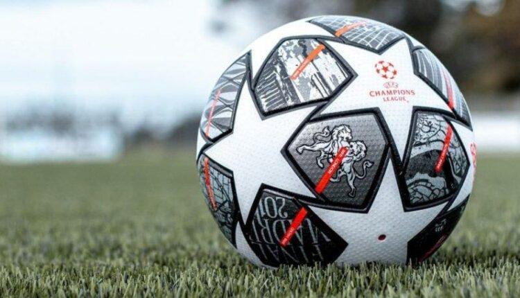 Αυτή είναι η μπάλα του τελικού του Champions League (ΦΩΤΟ-VIDEO)
