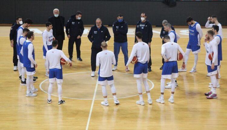 Μπάσκετ: Στη Λετονία η Eθνική Ελλάδας