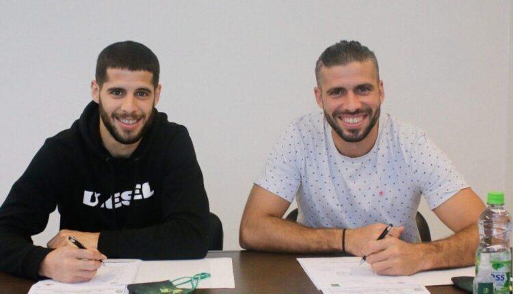 Ο Ινσούα ανακοινώθηκε επίσημα από την Αλδοσίβι με τον αδερφό του! (ΦΩΤΟ)
