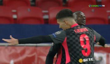 Champions League: Πέρασε από τη Γερμανία η Λίβερπουλ, 0-2 τη Λειψία (VIDEO)