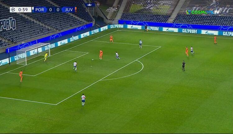 Η Πόρτο λύγισε τη Γιουβέντους, 2-1 (VIDEO)