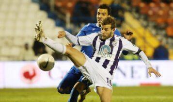 Super League: Νίκη «χρυσάφι» η Λαμία (0-1) στη Ριζούπολη (VIDEO)