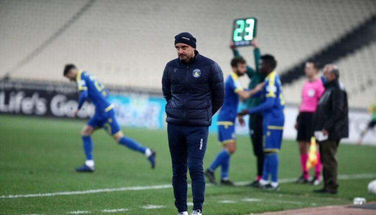 Ράσταβατς: «Ευχαριστημένος από το τελικό αποτέλεσμα, παίζαμε με την ΑΕΚ»