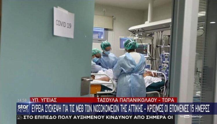 Κορωνοϊός: Εκτακτη σύσκεψη στο υπουργείο Υγείας -Τι αποφασίστηκε (VIDEO)