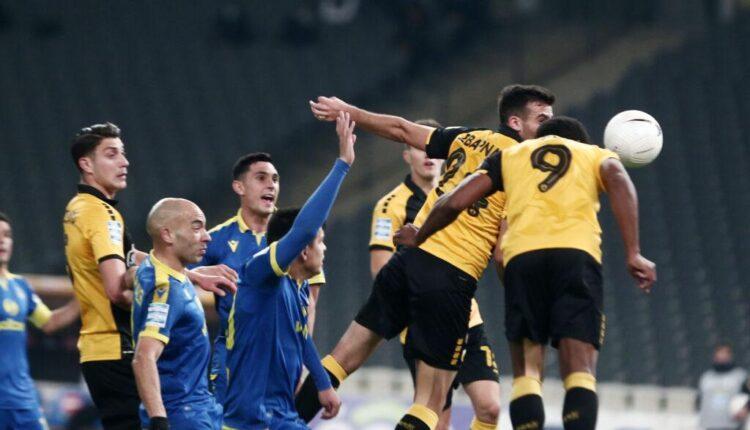 ΑΕΚ: Καμία νίκη εντός κόντρα στους πρώτους έξι! (VIDEO)