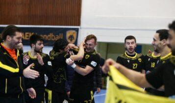 ΑΕΚ: Εικόνες από το ξέσπασμα των παικτών του Δημητρούλια μετά την επική πρόκριση!