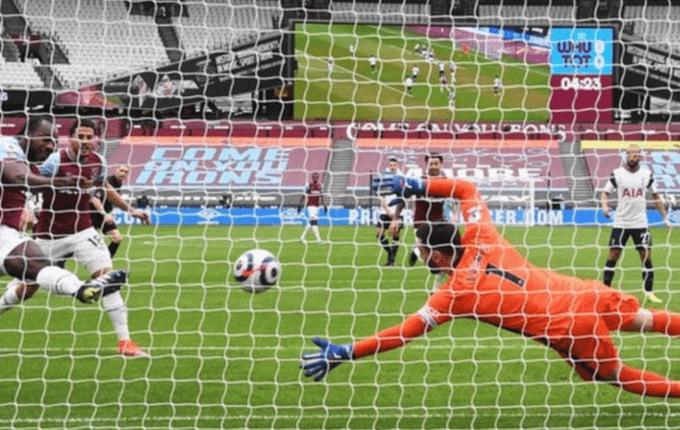 Premier League: Νέα ήττα για την Τότεναμ, 2-1 από την Γουέστ Χαμ (VIDEO)