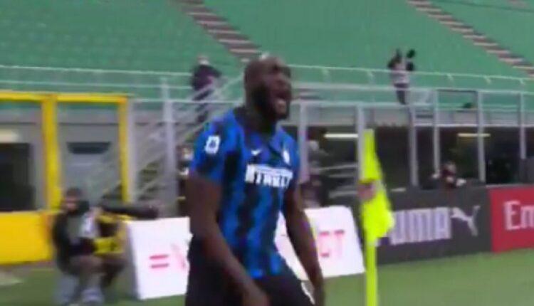 Λουκάκου σε Ζλάταν μετά το γκολ: «Εγώ, εγώ, στο είχα πει γαμ@@@» (VIDEO)