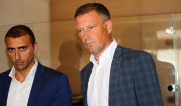 ΕΠΟ: Επιβεβαιώθηκε η «καρατόμηση» του Σνόντι, ανακοινώθηκε ο Κόλινς