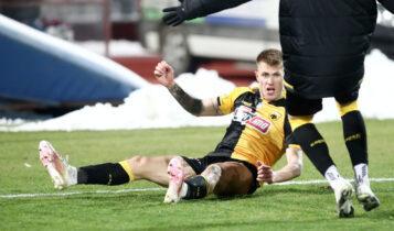 ΑΕΚ: Best Goal της αγωνιστικής το τέρμα του Σιμάνσκι στη Λάρισα με 80%! (VIDEO)