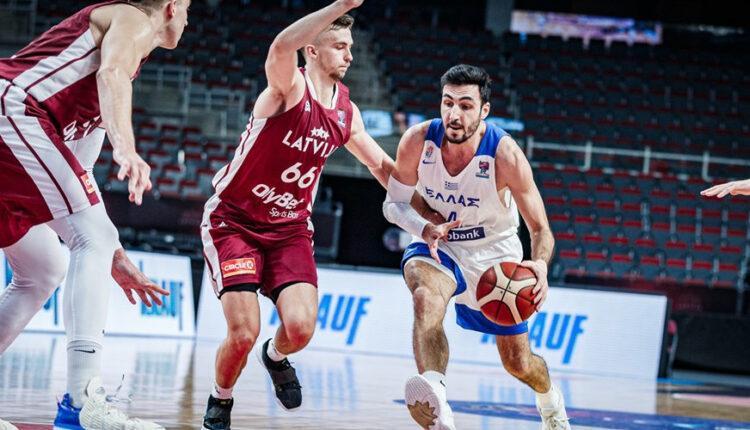 Προκριματικά Eurobasket 2022: Επική ανατροπή και νίκη στην παράταση για την Εθνική, 97-94 τη Λετονία