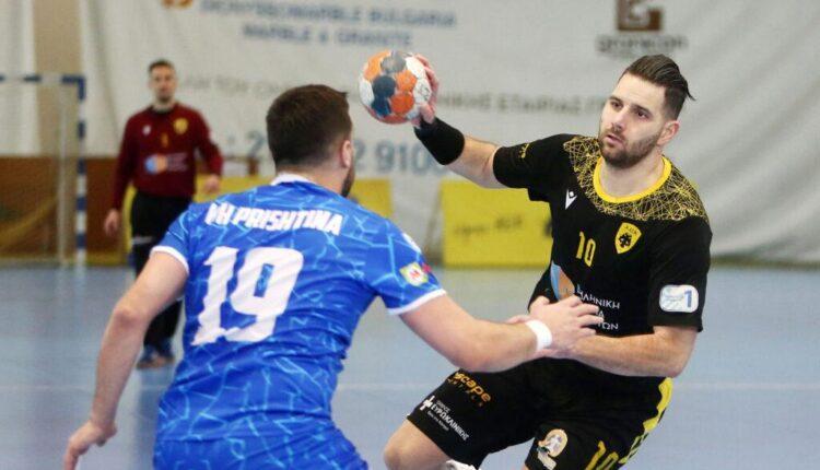 Νικολαΐδης: «Η ομάδα έχει χτιστεί για να φτάσει ψηλά, πιστεύω πως θα προχωρήσουμε έως τον τελικό»